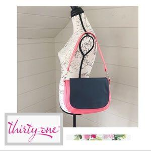 🆕 NWOT Thirty-one Classic Body Bag